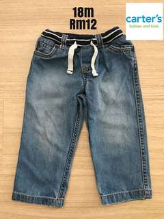 Carter's Baby Jeans(18mths)