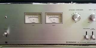 Vintage Pioneer RG Dynamic Processor RG-1 Pre-Amp