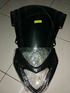 HOT BODIES WINDSHIELD FOR S1000RR
