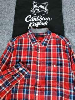 rageblue flannel shirt