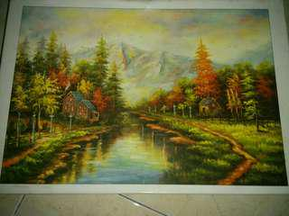 Landscape Jigsaw Puzzle for Children & Adults