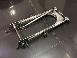 RXK RX135 Chrome Swing Arm