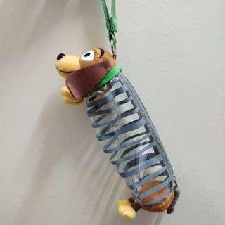 🚚 Tokyo Disneysea toy story slinky dog pencil case