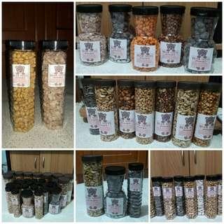 PINOY KUKUTIN Cashew Nuts