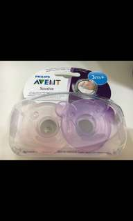 Avent pacifier 3+ month