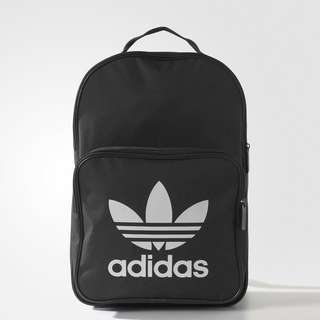 Adidas Bag School Backpack Trefoil Authentic