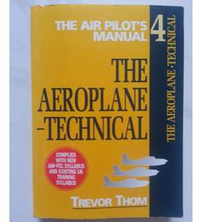 The Aeroplane Technical