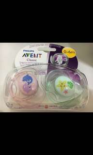 Avent Pacifier 0-6 month