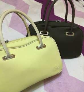 Pre loved Lacoste Bag Original