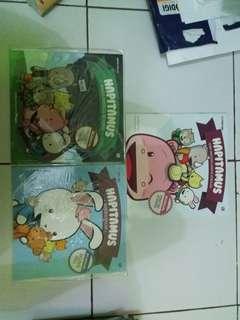 Seri Hapitamus ( 3 buku )