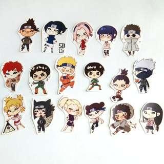 🚚 Naruto Stickers