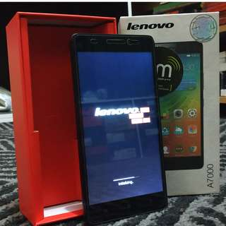 Lenovo A7000 Second