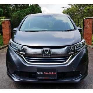 2018 Honda Freed Hybrid Honda Sensing (A)