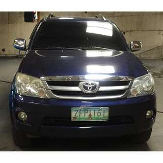 2006 Toyota Fortuner A/T