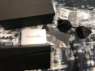 Brand New Dior So Real Sunglasses Palladium Black