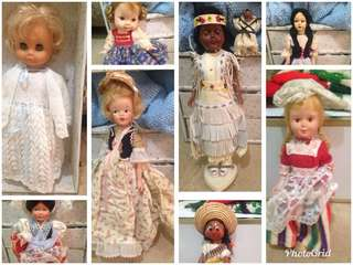 vintage dolls collectibles