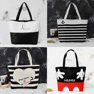 韓版購物環保袋