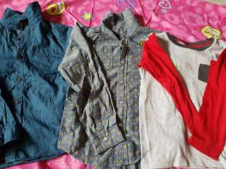 All in polo for boy 6-8 y.o.