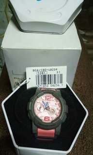 Authentic Casio baby g