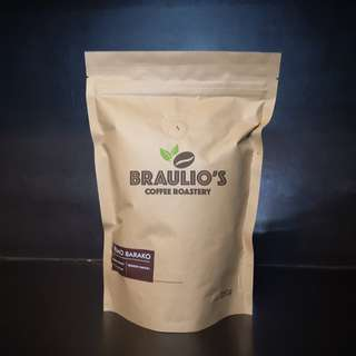 Braulio's Coffee Roastery 250g Whole Bean