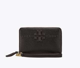 Tory Burch MCGRAW BI-FOLD WALLET