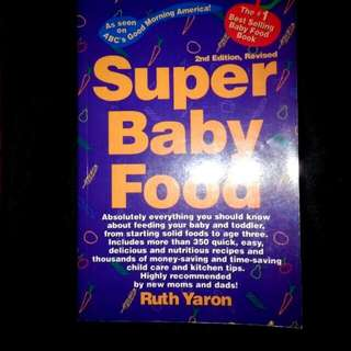 Super Baby Food - For The First 3 Years #mum Dad Maternity Expect Milk Cooking Toddler Recipes Kitchen Tips New Mom