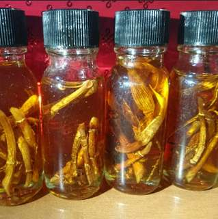 Lp Thiang old batch metta oil