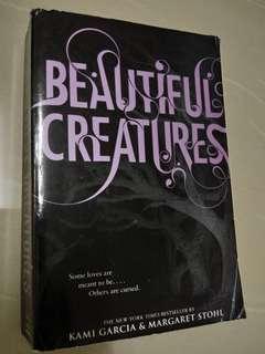 Novel Beautiful Creatures