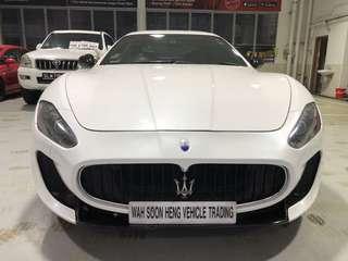 Maserati Coupe 4.2 Auto Cambiocorsa