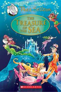 (BN) Thea Stilton hardcover #5 The Treasure of the Sea