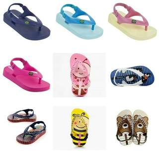 PRE-ORDER IPANEMA FOR TODDLERS