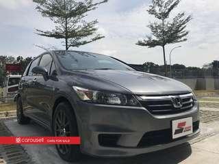Honda Stream 1.8A Style Edition