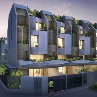 Nim Collection Semi Detached Unit land 3358sqft and built up 5425sqft