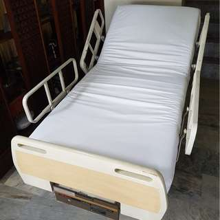 Hospital Bed Full Electric Hill-rom