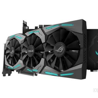 AS STRIX-GTX1070-O8G-GAMING	ASUS ROG STRIX-GTX1070-O8G-GAMING TRIPLE FAN (3Y)
