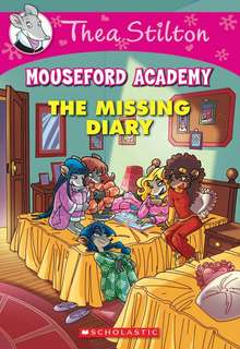 (BN) Thea Stilton Mouseford Academy #2 The Missing Diary