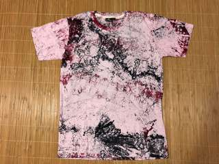 T-shirt with binder
