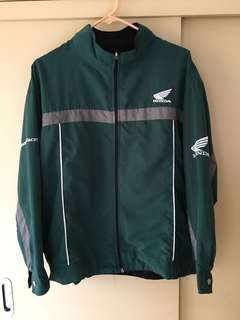 HONDA REVERSIBLE JACKET