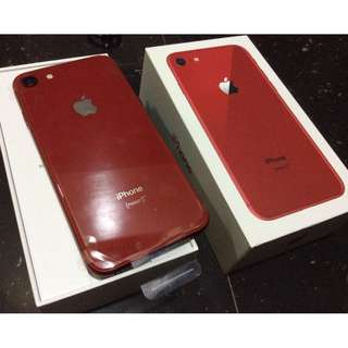 for sale Iphone 8, 256gb FU RED EDITION