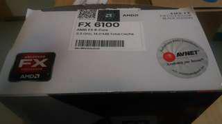 AMD AM3  FX6100 Black Edition