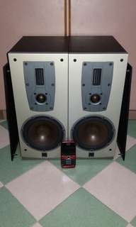 Hi-End DALI IKON 2 Speakers with Built-in Ribbon Tweeters
