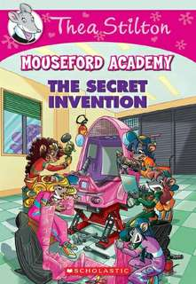 (BN) Thea Stilton Mouseford Academy #5 The Secret Invention
