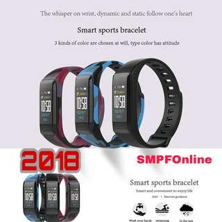 🚚 #CarouPay V7 Plus Smart Sports Fitness Tracker Bracelet <<NEW ARRIVAL>> Latest Model