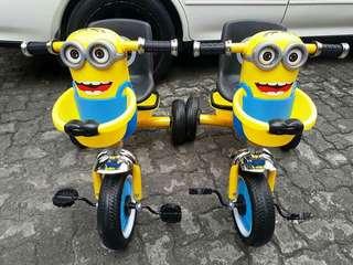 Minion Manual Bike