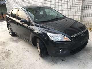 瑋哥車坊 正2012年Ford Focus 1.8 保證17.8萬實車實價 黑鐵灰 超熱門車 便宜釋出中 一手車 非自用