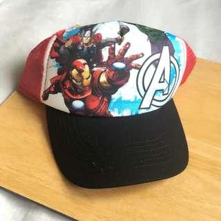 MARVEL Unisex Avengers Cap帽