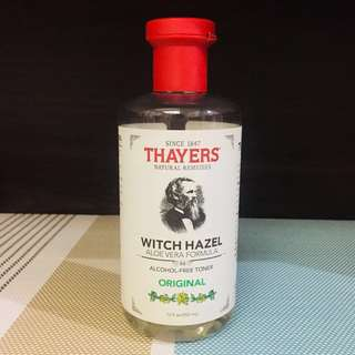 Thayers Witch Hazel Alcohol-Free Toner - Original