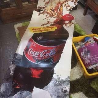 Coca Cola Standee Antik
