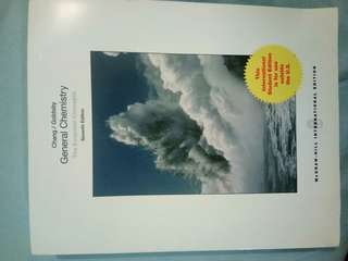 General Chemistry goldsby 7th ed.