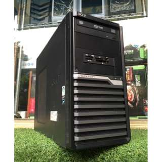 【電電電腦】二手 ACER VERITON商用機種 G840/4G/獨顯/一鍵還原 (LOL/天堂M/楓之谷) 有店面/貨到付款